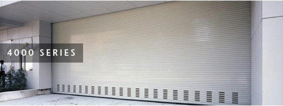 Pflugerville TX Commercial Garage Door
